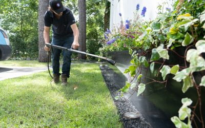 Pressure Wash Your Houston Home To Bring It Back To Life!