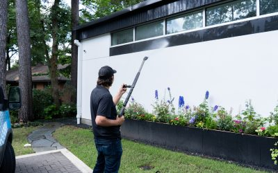 Improving Your Home's Curb Appeal and Resale Value With Home Pressure Washing in Austin